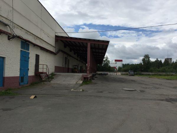Производственный комплекс на Пряжинском шоссе, 10