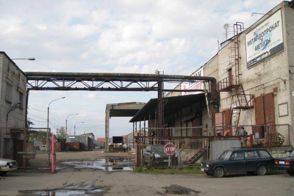 Производственно-складской комплекс на Окружном шоссе, 8
