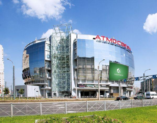 Торгово-развлекательный центр Атмосфера