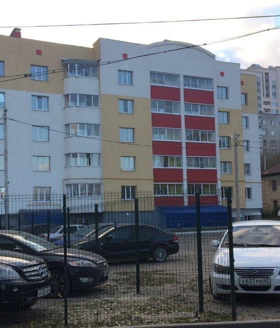 купить квартиру в ЖК по ул. 1-я Железнодорожная, 54