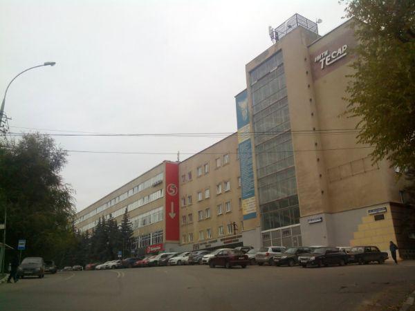 Торгово-офисный комплекс Тесар