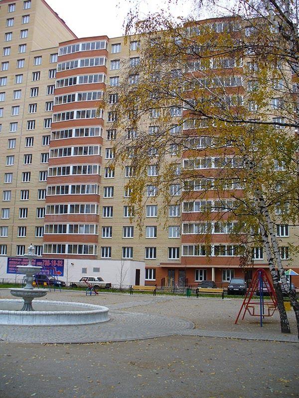 продажа квартир Дом с фонтаном