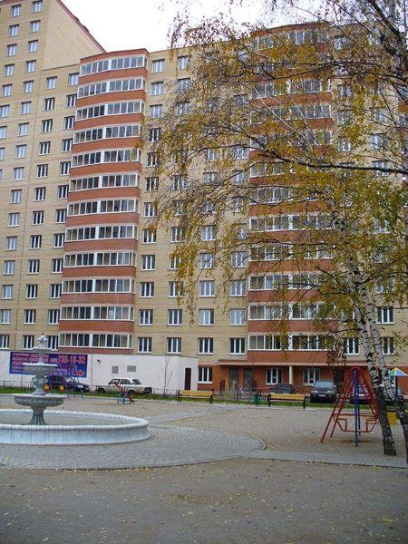2-я Фотография ЖК «Дом с фонтаном»