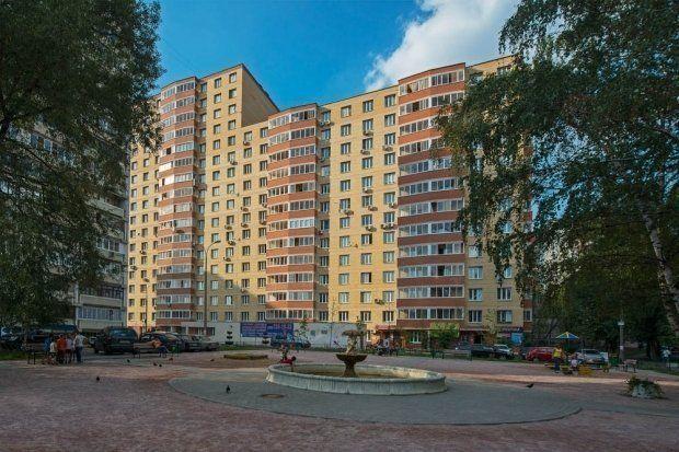 купить квартиру в ЖК Дом с фонтаном