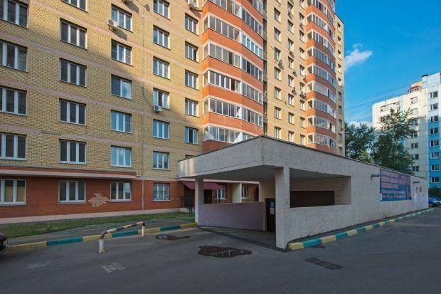 жилой комплекс Дом с фонтаном