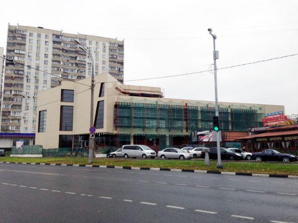 Торговый центр Ладья