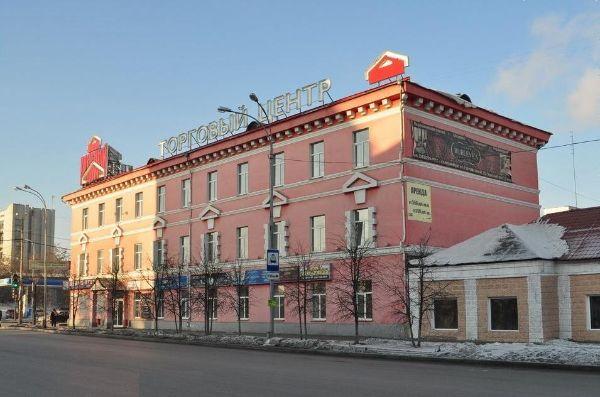 Торговый центр Красный дом