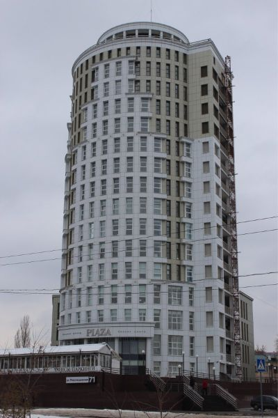 Бизнес-центр Plaza (Плаза)