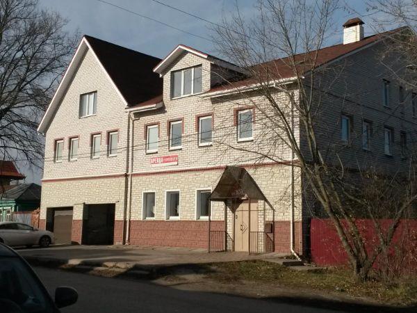 Административное здание на ул. Красная, 38