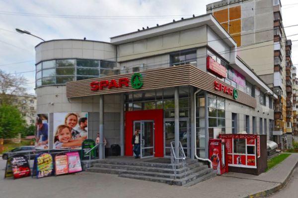 Торговый центр на ул. Пятигорская, 21А