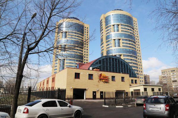 Торгово-офисный комплекс на ул. Лесная, 11К2