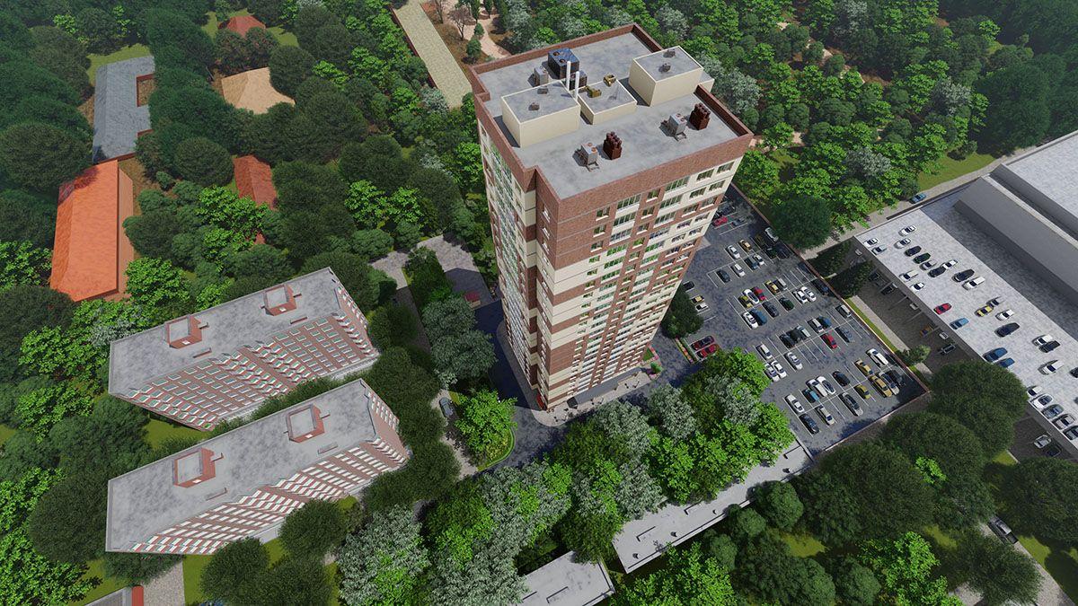 жилой комплекс Площадь Ленина