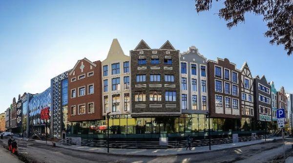 Торгово-офисный комплекс Амстердам