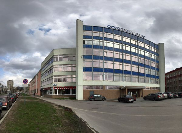 Бизнес-центр на ул. Маршала Говорова, 43