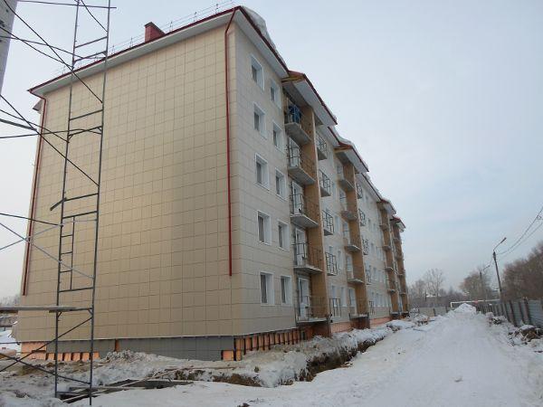 2-я Фотография ЖК «ул. Ленинградская, 61»