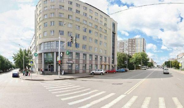 Бизнес-центр на ул. Ветошникова, 99