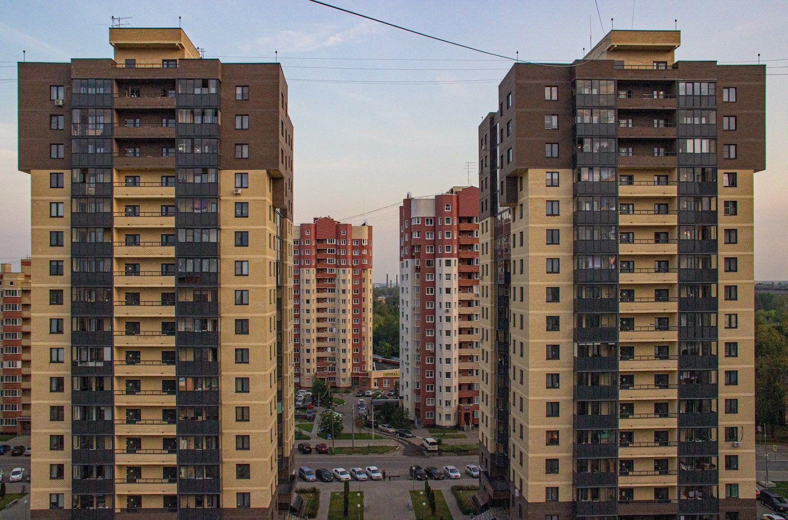 продажа квартир Высоково