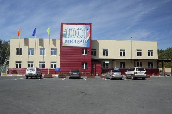 Многофункциональный комплекс на ул. Глинского, 51