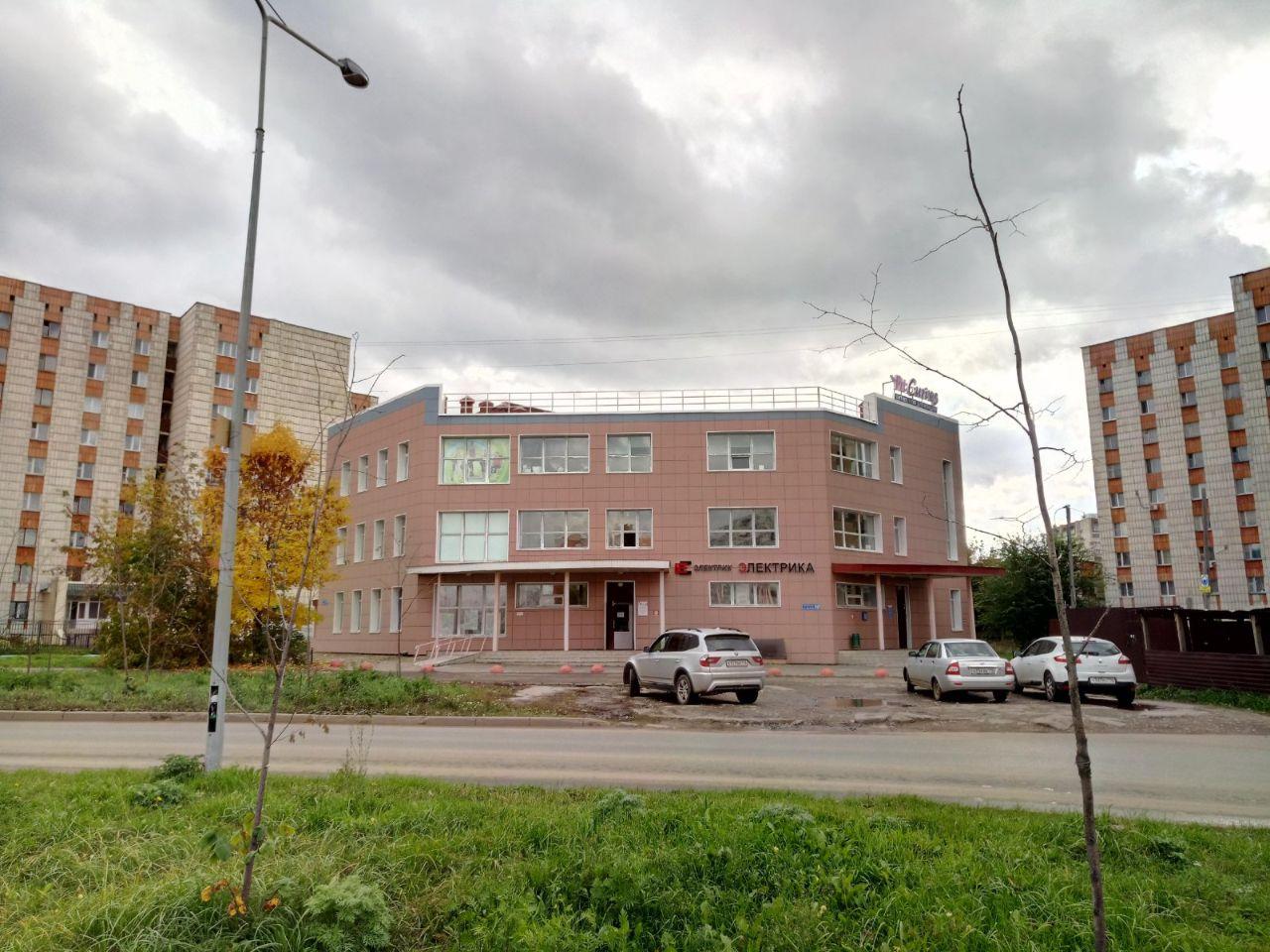 продажа помещений в БЦ на ул. Кул Гали, 10А