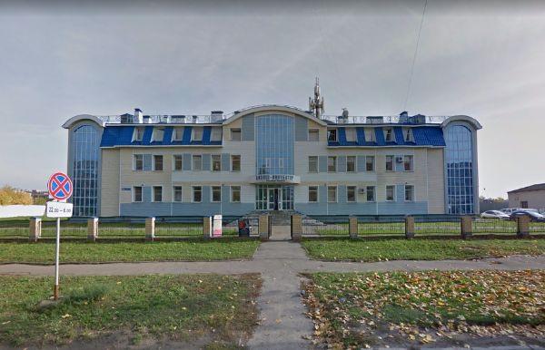Бизнес-центр на ул. Прохорова, 37Б