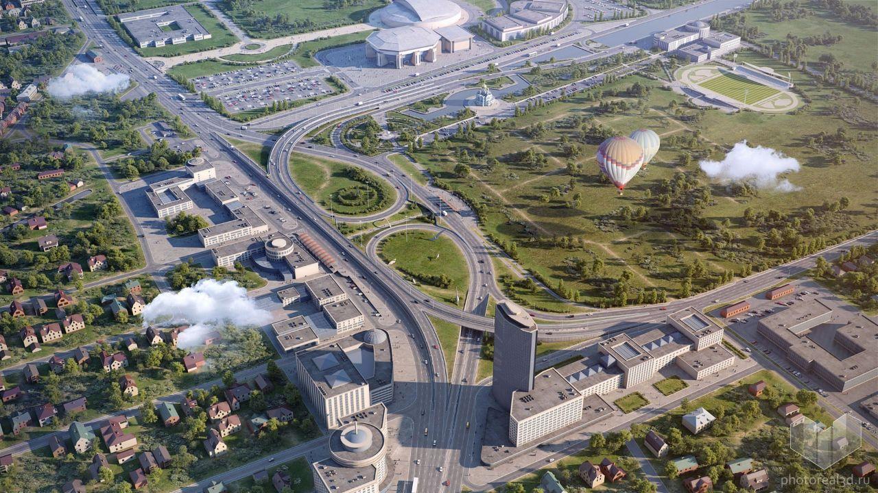 жилой комплекс Адмирал Нахимов