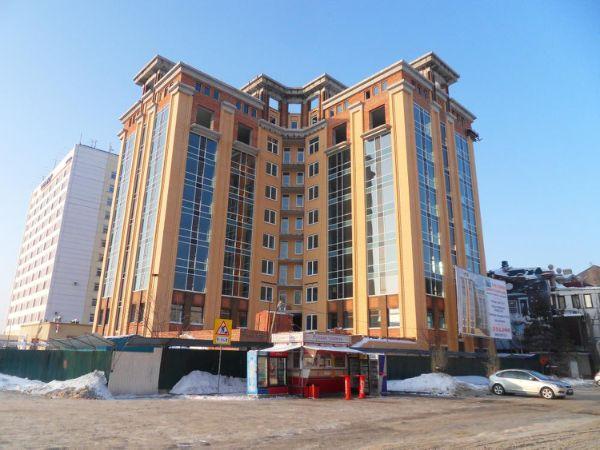 Офисное здание на ул. Ильинская, 4