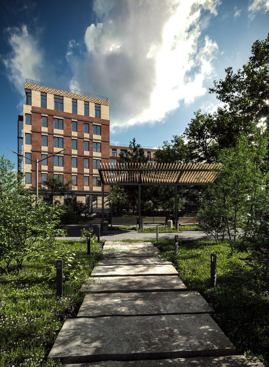 купить квартиру в ЖК Резиденция Архитектор
