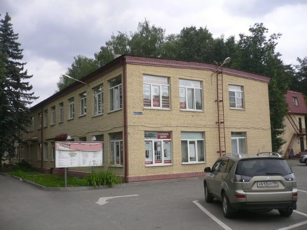 Отдельно стоящее здание на ул. Михалевича, 51