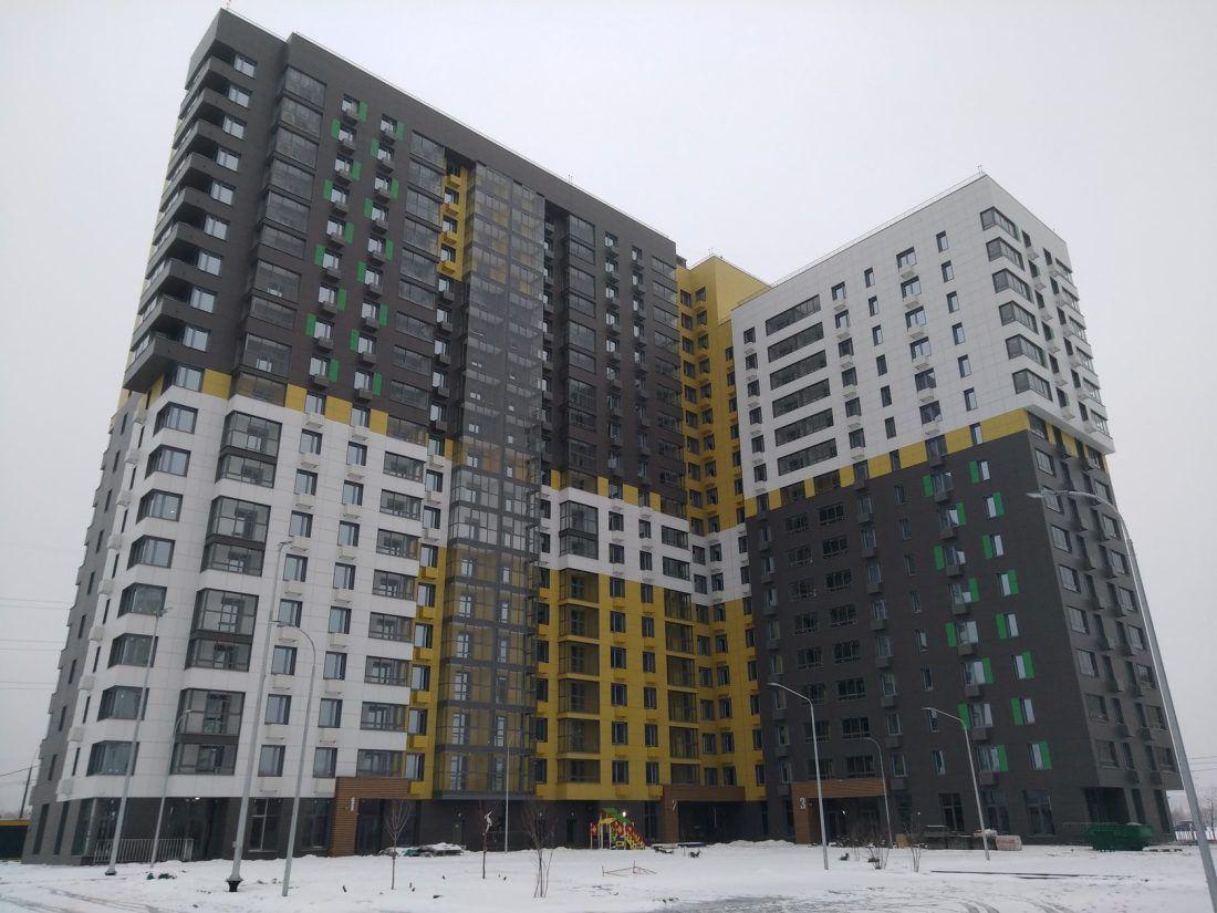 жилой комплекс Дмитриевский