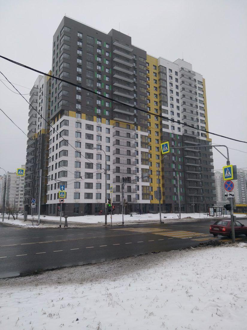 купить квартиру в ЖК Дмитриевский
