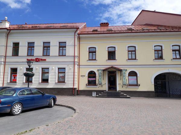 Отдельно стоящее здание на ул. Некрасова, 1Б