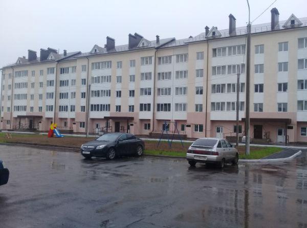 1-я Фотография ЖК «Дюртюлинский»