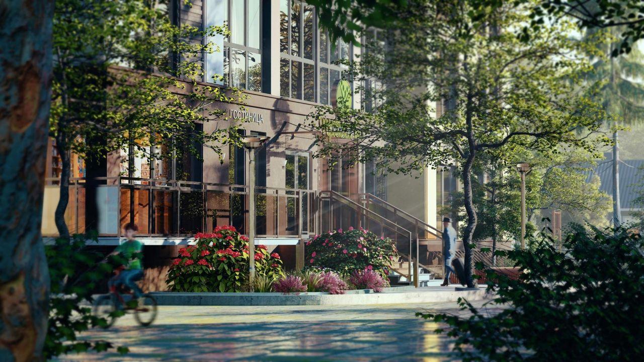 жилой комплекс Проспект 101
