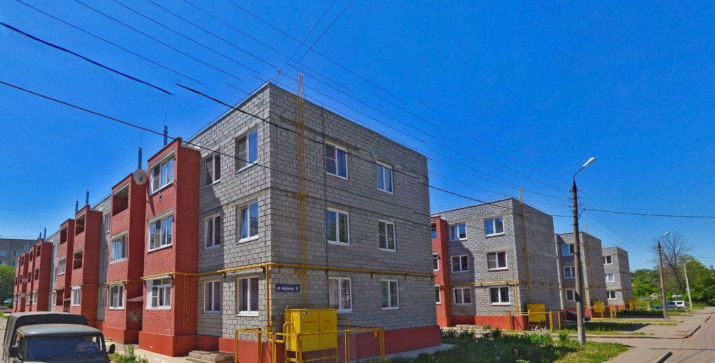 купить квартиру в ЖК по ул. Андреева-Ударников