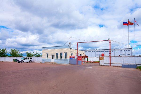 Складской комплекс BSС logistics (БСК Логистикс)
