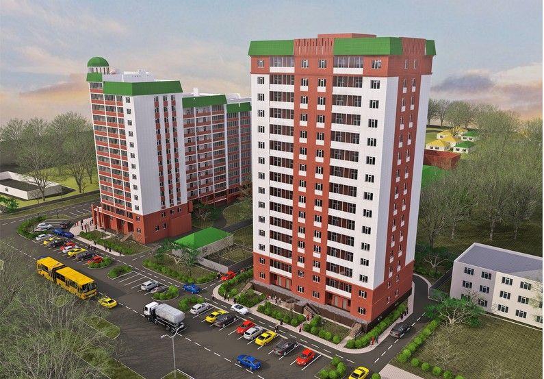 купить квартиру в ЖК Дом по ул. Первомайская