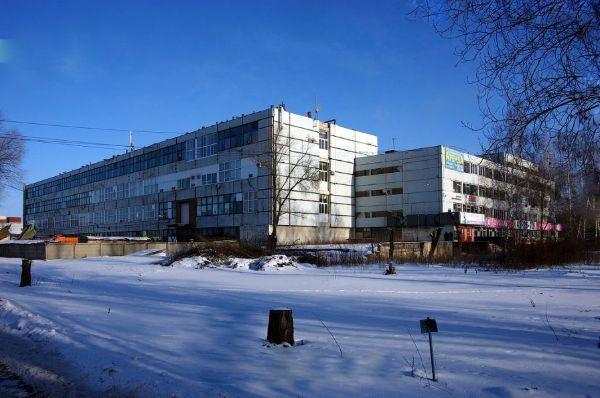 Офисно-производственный комплекс на Южном шоссе, 30