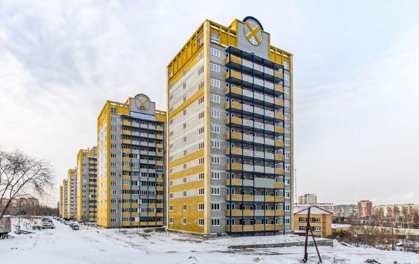 1-я Фотография ЖК «по бульвару Кузьмина, 11»