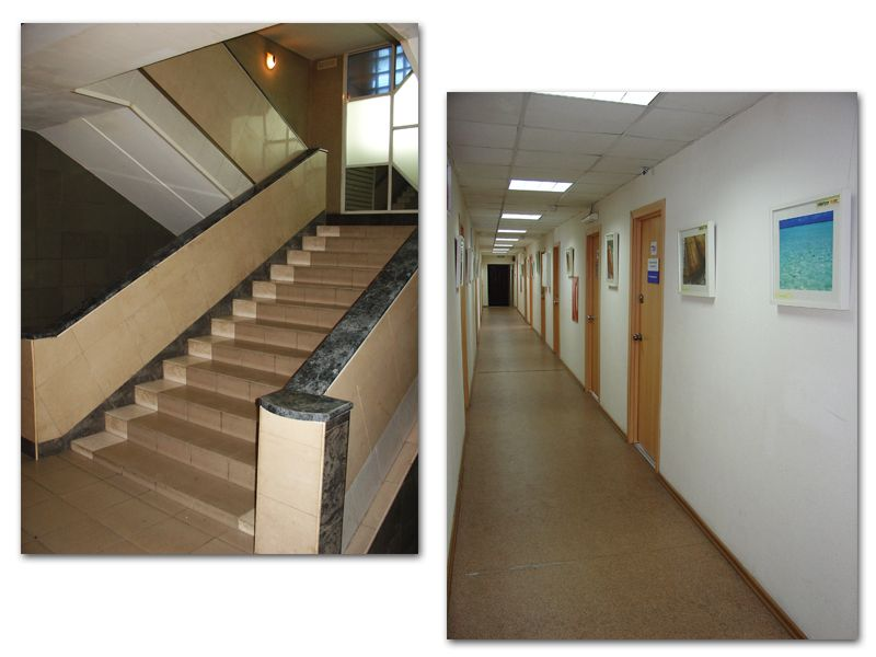 Бизнес Центр на проспекте Карла Маркса, 30