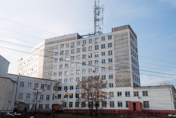 Офисное здание на Петербургском шоссе, 53А