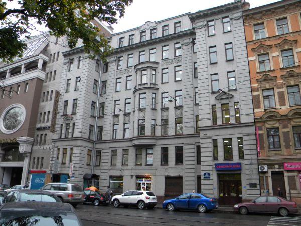 Офисное здание на ул. Льва Толстого, 7