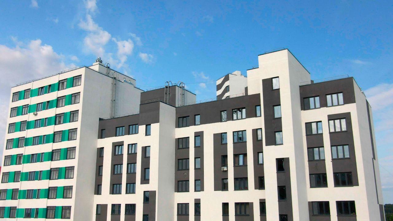 жилой комплекс Квартал Дружбы