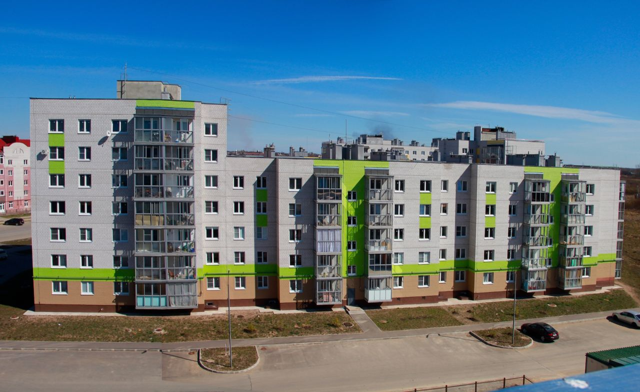 купить квартиру в ЖК Радуга