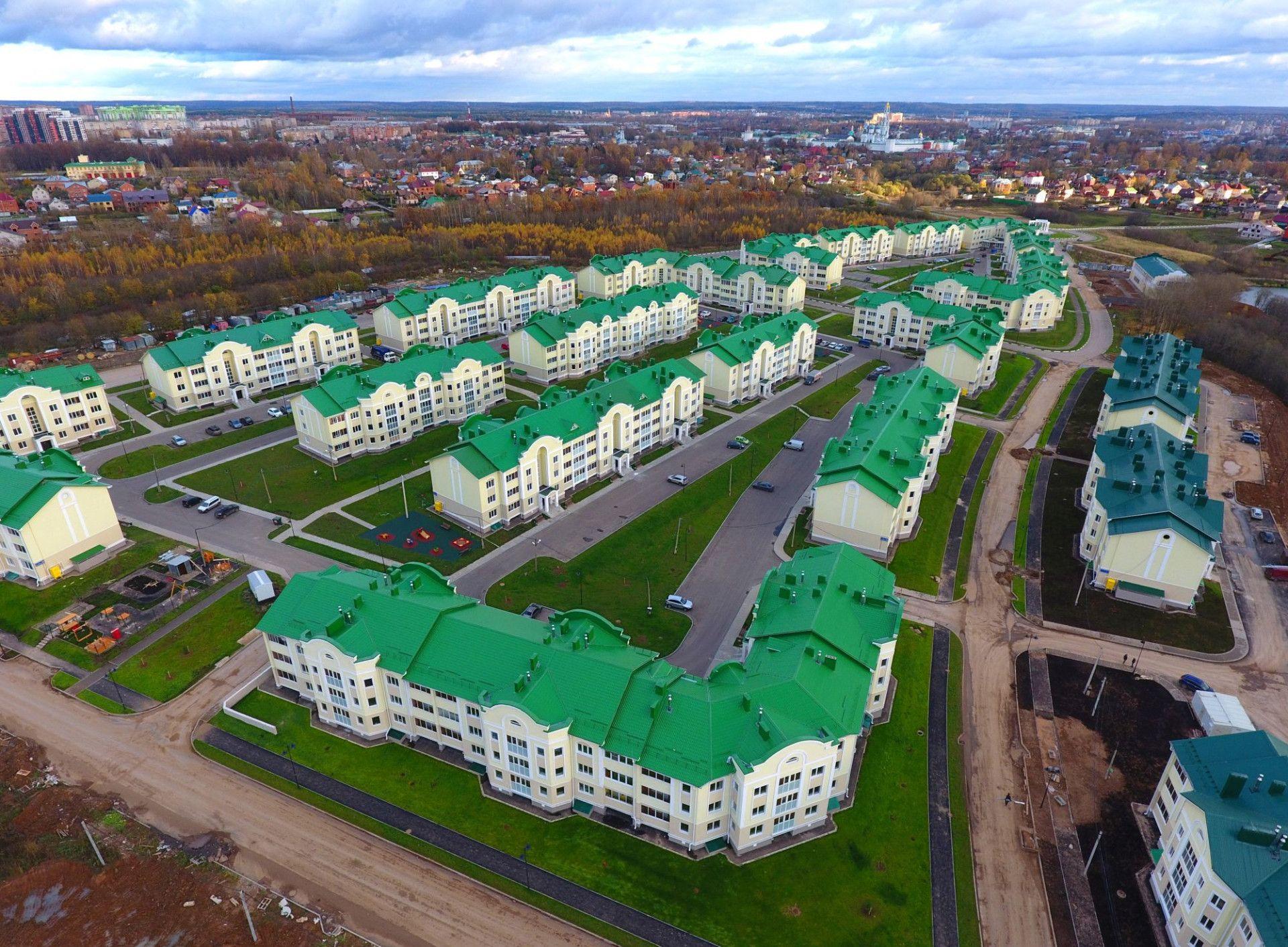 продажа квартир Троицкая Слобода