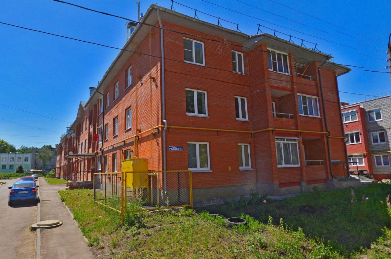 жилой комплекс по ул. Пионеров