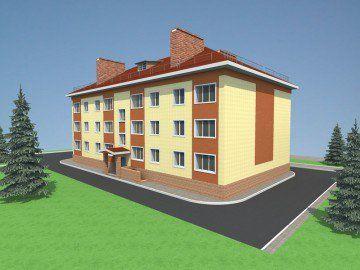 жилой комплекс Глажево
