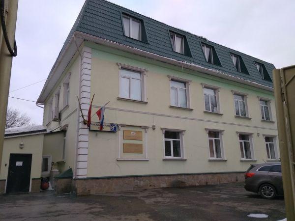 Офисное здание на ул. 5-я Магистральная, 8А