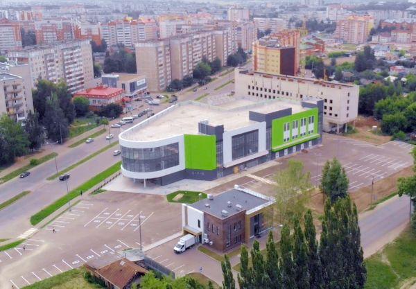 Торгово-развлекательный центр Zelen (Зелен)