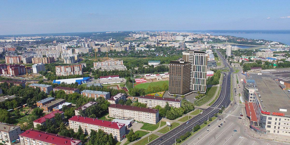 жилой комплекс Видный