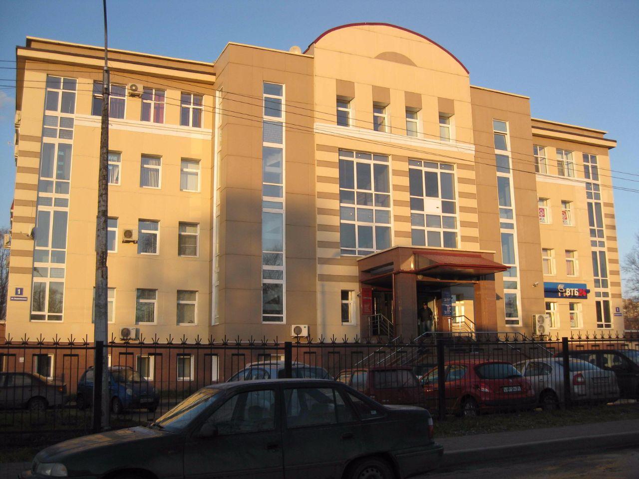 продажа помещений в БЦ Андреевский